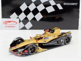 Jean-Eric Vergne DS E-Tense FE 19 #25 Formel E Champion 2018/19 1:18 Minichamps