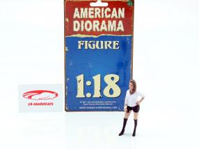 Feestvierder Figuur #7 1:18 American Diorama