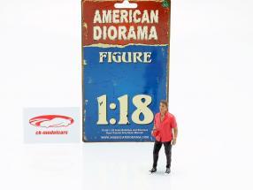Partygänger Figur #6 1:18 American Diorama