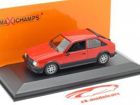 Opel Kadett D SR Bouwjaar 1982 rood 1:43 Minichamps
