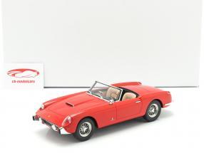 Ferrari 250 GT Cabriolet Series 1 year 1957 red 1:18 Matrix