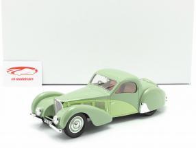 Bugatti T57SC Atalante Anno di costruzione 1937 verde 1:18 Matrix