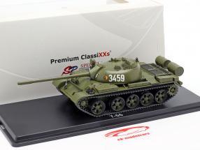 T-55 NVA rustning mørk oliven 1:43 Premium ClassiXXs