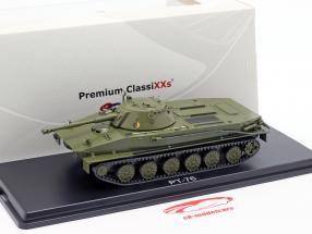 PT-76 NVA Panzer dunkeloliv 1:43 Premium ClassiXXs