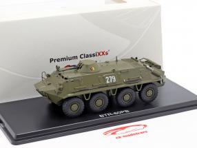BTR-60PB NVA armatura oliva scura 1:43 Premium ClassiXXs