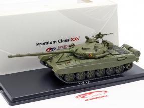 T-72A NVA tank dark olive 1:43 Premium ClassiXXs