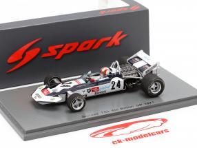 Rolf Stommelen Surtees TS9 #24 5to Británico GP Formula 1 1971 1:43 Spark