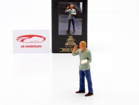 Figura Motoristas de caminhão Günther em pé 1:18 Road Kings
