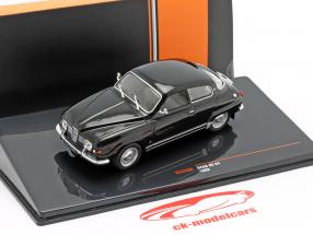 Saab 96 V4 year 1969 black 1:43 Ixo