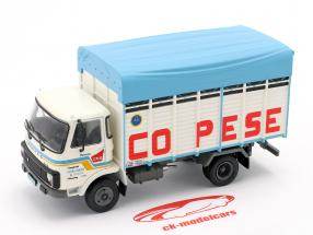 Pegaso 515 Truck year 1983 white / blue 1:43 Altaya