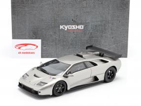 Lamborghini Diablo GTR year 1999 silver 1:18 Kyosho