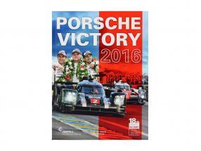 Book: Porsche Victory 2016 (24h LeMans) / by R. De Boer, T. Upietz