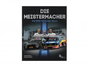 Buch: Die Meistermacher - Die BMW Schnitzer-Story