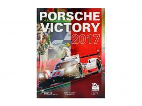 Livre: Porsche Victory 2017 (24h LeMans) / par R. De Boer, T. Upietz