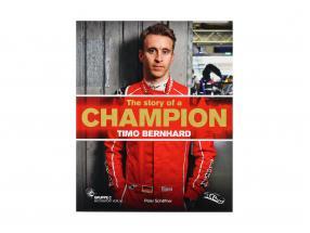 Libro: Timo Bernhard - El historia de un campeón