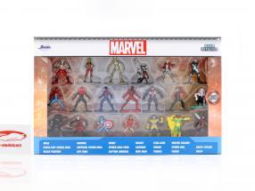 Marvel Set 20 Figuras Jada Toys