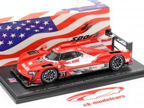 Cadillac DP i-VR #31 2 ° 24h Daytona 2019 Nasr, Curran, Derani 1:43 Spark