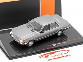 Ford Granada MK II 2.8 GL Anno di costruzione 1982 grigio metallico 1:43 Ixo