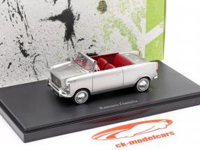 Ramses Gamila Año de construcción 1961 plata 1:43 AutoCult