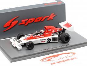 Mario Andretti Parnelli VPJ4 #55 Canadien GP Formule 1 1974 1:43 Spark