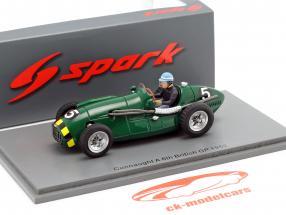 Eric Thompson Connaught A #5 5 ° britannico GP formula 1 1952 1:43 Spark