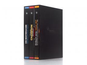 3-bogssæt: TRIO - Store Tid / Champions maker / Timo historie