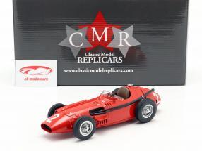 J. M. Fangio Maserati 250F #2 gagnant français GP Champion du monde F1 1957 1:18 CMR
