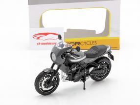 Kawasaki Z900RS Cafe Grigio / argento / nero 1:12 Maisto