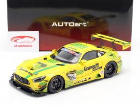 Mercedes-Benz AMG GT3 #999 3rd 12h Bathurst 2019 Buhk, Marciello, Götz 1:18 AUTOart