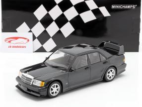 Mercedes-Benz 190E 2,5-16 Evo II 1990 bleu Noir métallique 1:18 Minichamps