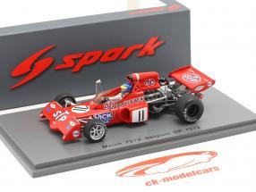 Ronnie Peterson March 721X #11 Belgien GP Formel 1 1972 1:43 Spark