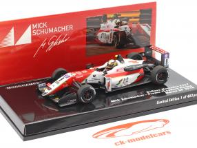 Mick Schumacher Dallara F317 #9 5 ° Macau GP 2018 1:43 Minichamps