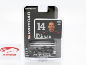 Tony Kanaan Chevrolet #14 Indycar Series 2020 A. J. Foyt Enterprises 1:64 Greenlight