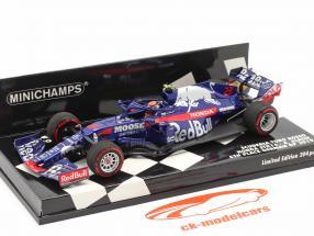A. Albon Scuderia Toro Rosso STR14 #23 6 ° Tedesco GP F1 2019 1:43 Minichamps