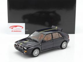Lancia Delta HF Integrale Evoluzione 2 Club HF 1992 bleu foncé 1:18 Kyosho