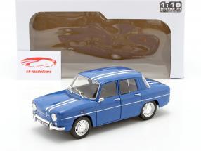 Renault 8 Gordini 1100 Anno di costruzione 1967 blu 1:18 Solido