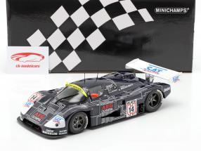 Sauber-Mercedes C9 #14 Gagnant Supercup 1988 J.-L. Schlesser 1:18 Minichamps
