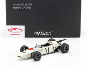 Richie Ginther Honda RA272 #11 gagnant GP Mexique formule 1 1965 1:18 AUTOart