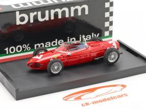 W. von Trips Ferrari 156 #3 Holland GP formel 1 1961 1:43 Brumm