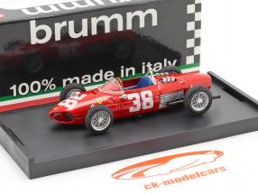 Phil Hill Ferrari Dino 156 F1 Monaco GP 1961 1:43 Brumm