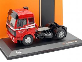 Mercedes-Benz SK 1948 un camion Année de construction 1990 rouge 1:43 Ixo