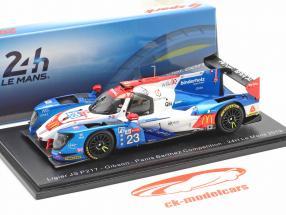 Ligier JS P217 #23 24h LeMans 2019 Binder, Stevens, Canal 1:43 Spark