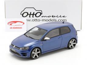 Volkswagen VW Golf 7R Anno di costruzione 2014 lapiz blu 1:18 OttOmobile