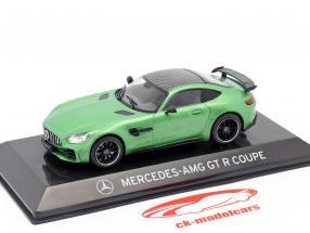 Mercedes-Benz AMG GT R Coupé (C190) verde inferno magno 1:43 Altaya