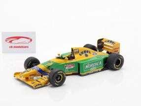 M. Schumacher Benetton B193 #5 winnaar Portugal GP F1 1993 1:18 Minichamps / 2e keus