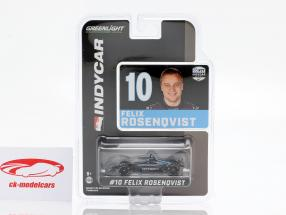 Felix Rosenqvist Honda #10 Indycar Series 2020 Chip Ganassi Racing 1:64 Greenlight