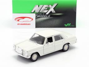 Mercedes-Benz 220/8 (W115) room Wit 1:24 Welly