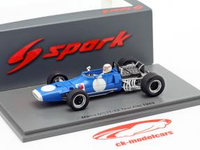Jackie Stewart Matra MS11-12  teste Albi Fórmula 1 Campeão mundial 1969 1:43 Spark