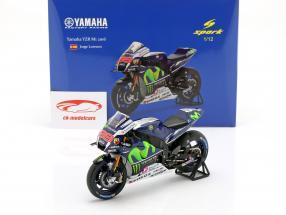 Jorge Lorenzo Yamaha YZR-M1 #99 Winnaar Frankrijk MotoGP 2016 1:12 Spark / 2e keuze