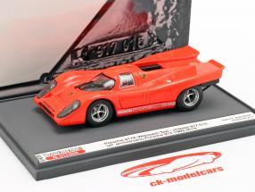 Porsche 917K Weissach Taxi 50 ° Anniversario Porsche 917 1:43 Brumm